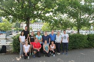 Bewegungsangebot in Kindertagesstätten©Universitätsstadt Marburg
