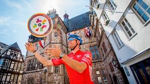 """Marburg ist am 30. August Etappenort der """"Deutschland Tour""""."""