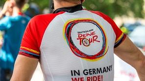 Die Deutschlandtour 2019 kommt am 30. August nach Marburg.