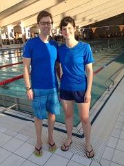 """Traditionell stehen zum Jahresbeginn die Landesmeisterschaften """"Lange Strecke"""" auf dem Programm. Die Meisterschaften fanden im Dillenburger Aquarena Hallenbad statt und boten somit ausgezeichnete Bedingungen."""