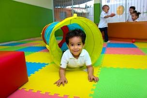 Kinder in Bewegung©Fachdienst Sport