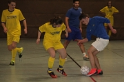 Packende Duelle lieferten sich die Fußballer*innen beim Mitternachtsturnier des Nachtsports Marburg.