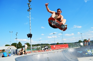Skate Rock Bash©Universitätsstadt Marburg