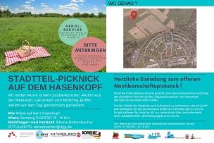 Stadtteilpicknick Stadtwald 2021©IKJG e.V.