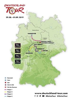 Strecke DT©Universitätsstadt Marburg