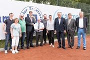 Tennisverein Sanierung