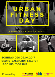 Urban Fitness Day