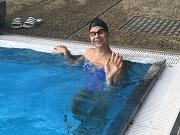 VfL Marburg beim 1. Eder Pokal Schwimmfest